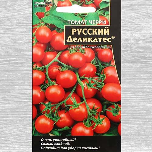 Томат Черри Русский деликатес